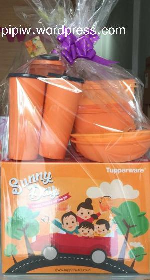 parcel tupperware 2