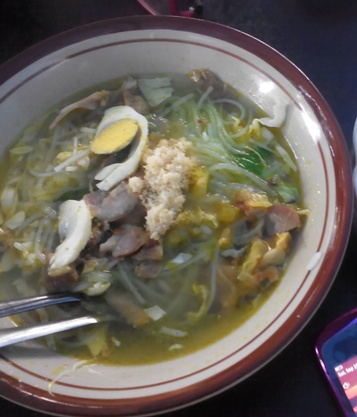 Soto Ayam Sutomo Malang